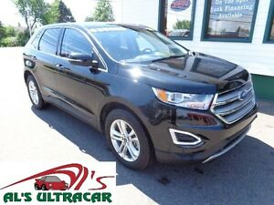 2015 Ford Edge SEL AWD w/ every option only $269 b/w all in!
