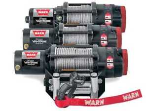 Warn Winches starting at $275.99,  call Coopers Motorsports!