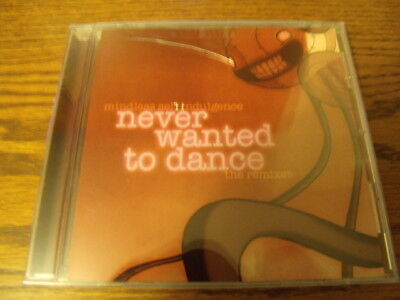 Never Wanted to Dance by Mindless Self Indulgence (CD, Mar-2008, The