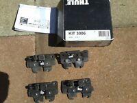 Thule 3006 fitting kit for roof bars