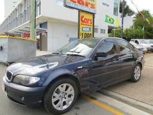 2003 BMW 318I E46 Executive Blue 5 Speed Auto Steptronic Sedan Southport Gold Coast City Preview