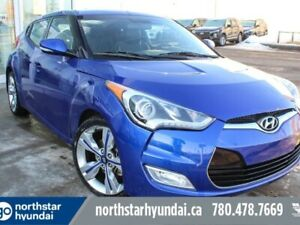 2014 Hyundai Veloster TECH/AUTO/NAV/LEATHER/PUSHSTART