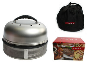 Cobb Supreme + Bag Camping Oven Stove Kitchen BBQ Smoker Compact Efficient - Big