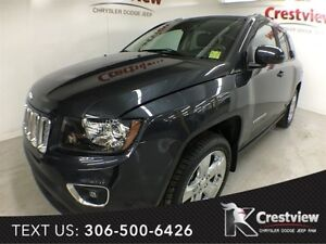 2015 Jeep Compass Limited 4x4 w/ Sunroof, Navigation