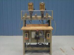 Multi-head drill press