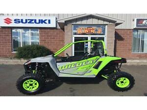 FREE TRAILER 2017 Arctic Cat Wildcat Sport Starting @$61 p/w OAC