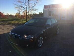 2006 AUDI A3 S LINE - LEATHER - DUAL SUNROOF - CLEAN VEHICLE