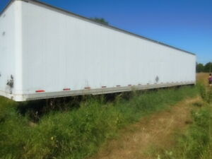 - 1995 - 53 FT. TRANSPORT TRAILER - MINT CONDITION !!! Kingston Kingston Area image 2