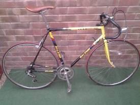 Raleigh banana 80s bike needs tlc ride away