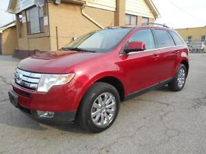 2008 FORD Edge Limited 3.5L FWD Leather Certified&E-Tested 159Km