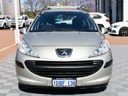 2009 Peugeot 207 A7 XR Grey 4 Speed Sports Automatic Hatchback Alfred Cove Melville Area Preview