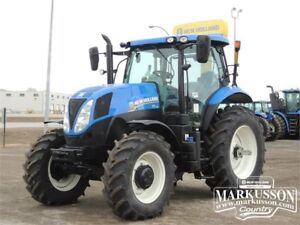 New Holland T7.175 Tractor - 110 PTO HP, Powershift, Deluxe Cab