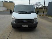 2008 Ford Transit VM Low Roof SWB White 5 Speed Manual Van Beverley Charles Sturt Area Preview