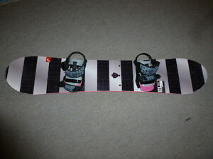 Women's HEAD Snowboard