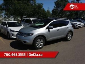 2013 Nissan Murano SV; AWD, SUNROOF, LEATHER, HEATED SEATS/WHEEL