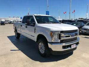 2017 Ford Super Duty F-350 FX4 XLT DIESEL CREW LONG BOX 4wd