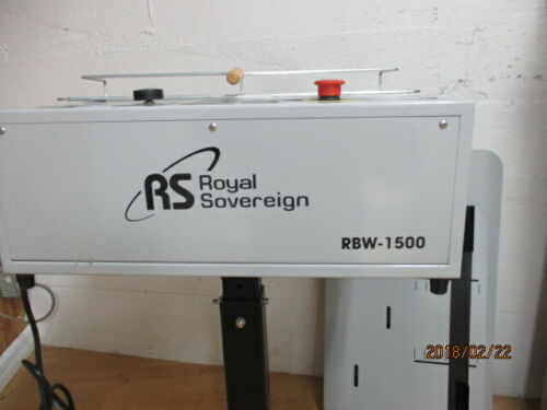 Banner  and Vinyl  Welder  by Royal Sovereign