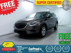 2015 Mazda CX-9 GS *Warranty*158 Bi-Weekly OAC