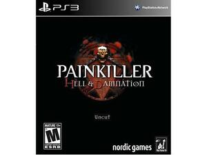 Painkiller: Hell and Damnation Playstation3 Game Nordic Games