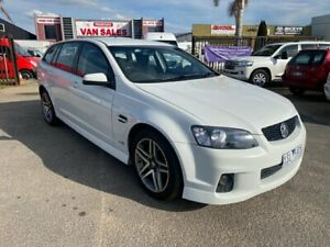 2011 Holden Commodore WAGON SV6 5 Speed Automatic Wagon Carrum Downs Frankston Area Preview