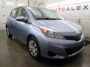 2012 Toyota Yaris LE HATCHBACK AUTO A/C CRUISE *RÉSERVÉ*