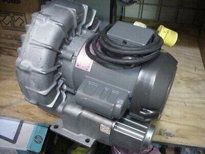 Gast R4110-2 Regenerative Ring Air Blower Vacuum Pump 1hp 1ph 115230v Regenair