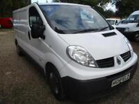2014 Renault Trafic 2.0dCi 90000 MILES GUARANTEED NO VAT LWB LL29dCi 115