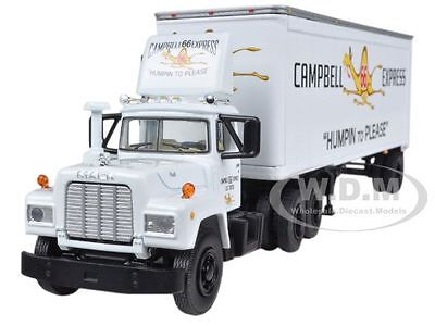 MACK R MODEL WITH 28' PUP TRAILER CAMPBELL 66 EXPRESS 1/64 FIRST GEAR 60-0254 for sale  Shipping to Nigeria