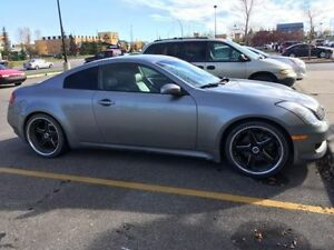 2006 Infiniti G35 6MT Coupe (2 door)