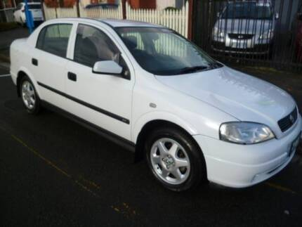 2001 Holden Astra Sedan New Town Hobart City Preview