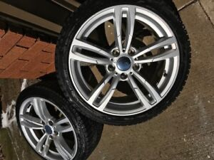 Low Profile winter tire with rims