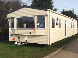 Static Caravan Hastings Sussex 2 Bedrooms 6 Berth ABI Eminence 2014 Coghurst