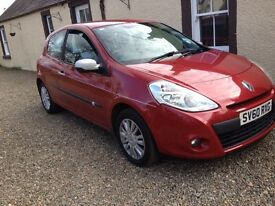 Renault clio i music dci diesel excellent condition