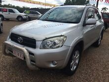 2007 Toyota RAV4 ACA33R Cruiser Silver 4 Speed Automatic Wagon Holtze Litchfield Area Preview