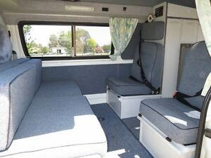 Toyota Hiace Camper – IMMACULATE – LOW KMS Glendenning Blacktown Area Preview