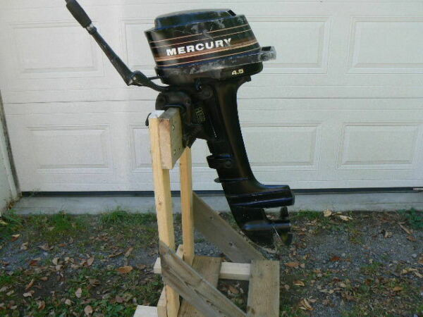 Mercury mercury 4 5 hp for sale canada for Mercury boat motor serial number lookup