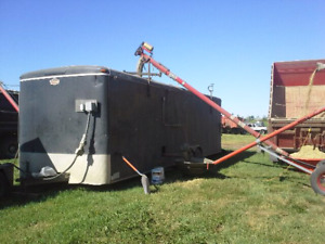 Mobile Color Sorter available - on farm grain cleaning