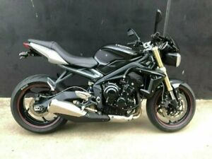 2016 Triumph Street Triple 660 Epping Whittlesea Area Preview