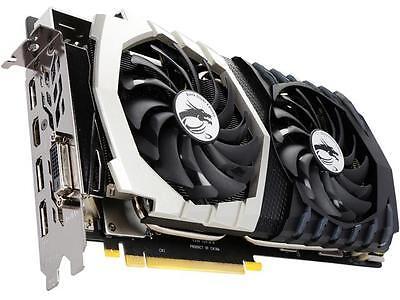 MSI GeForce GTX 1070 DirectX 12 GeForce GTX 1070 Quick Silver 8G OC 8GB 256-Bit