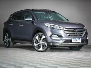 2015 Hyundai Tucson TLE Highlander Grey Sports Automatic Maddington Gosnells Area Preview