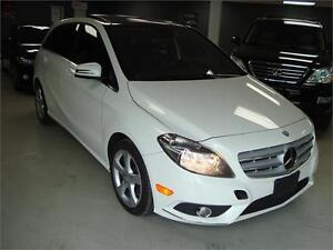 2013 Mercedes-Benz B-Class B250 Sports Tourer. Navigation. Roof.