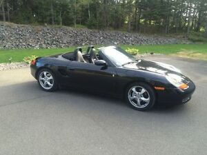 2002 Porsche Boxster base Convertible
