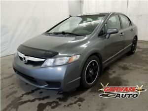 Honda Civic Sport Toit Ouvrant A/C MAGS 2010