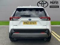 2019 Toyota RAV4 2.5 Vvt-I Hybrid Design 5Dr Cvt Auto Estate Hybrid Automatic