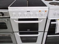 *****CREDA WHITE 50 CMS CERAMIC TOP ELECTRIC COOKER*****VERY CLEAN*****