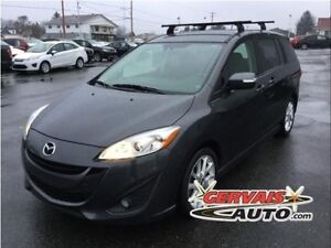 Mazda MAZDA5 GT 6 Passagers A/C MAGS 2014