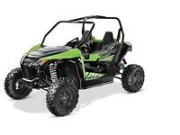 2015 ARCTICCAT PROWLERS AND WILDCAT BLOW OUT