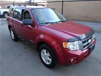 2008 ford escape XLT V6 CERTIFOED AND E-TESTED! SUV