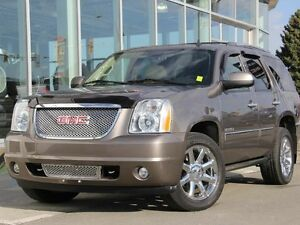 2013 GMC Yukon Certified | Denali | Rear DVD | Accident Free | C