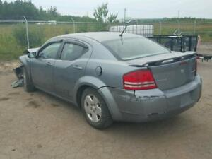 parting out 2010 dodge avenger